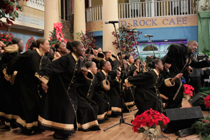 Jim Bakker Show Gloryland Pastor's Choir