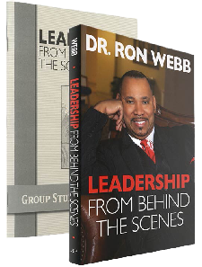 Leadership From Behind the Scenes
